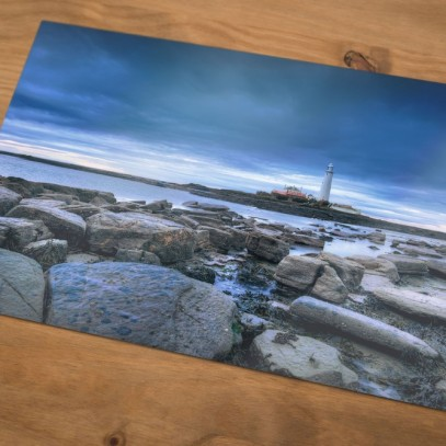 St. Mary's Lighthouse Print