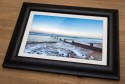 Seaham Beach Framed Print