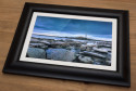 St. Mary's Lighthouse Framed Print