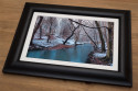 Urpeth Burn Framed Print